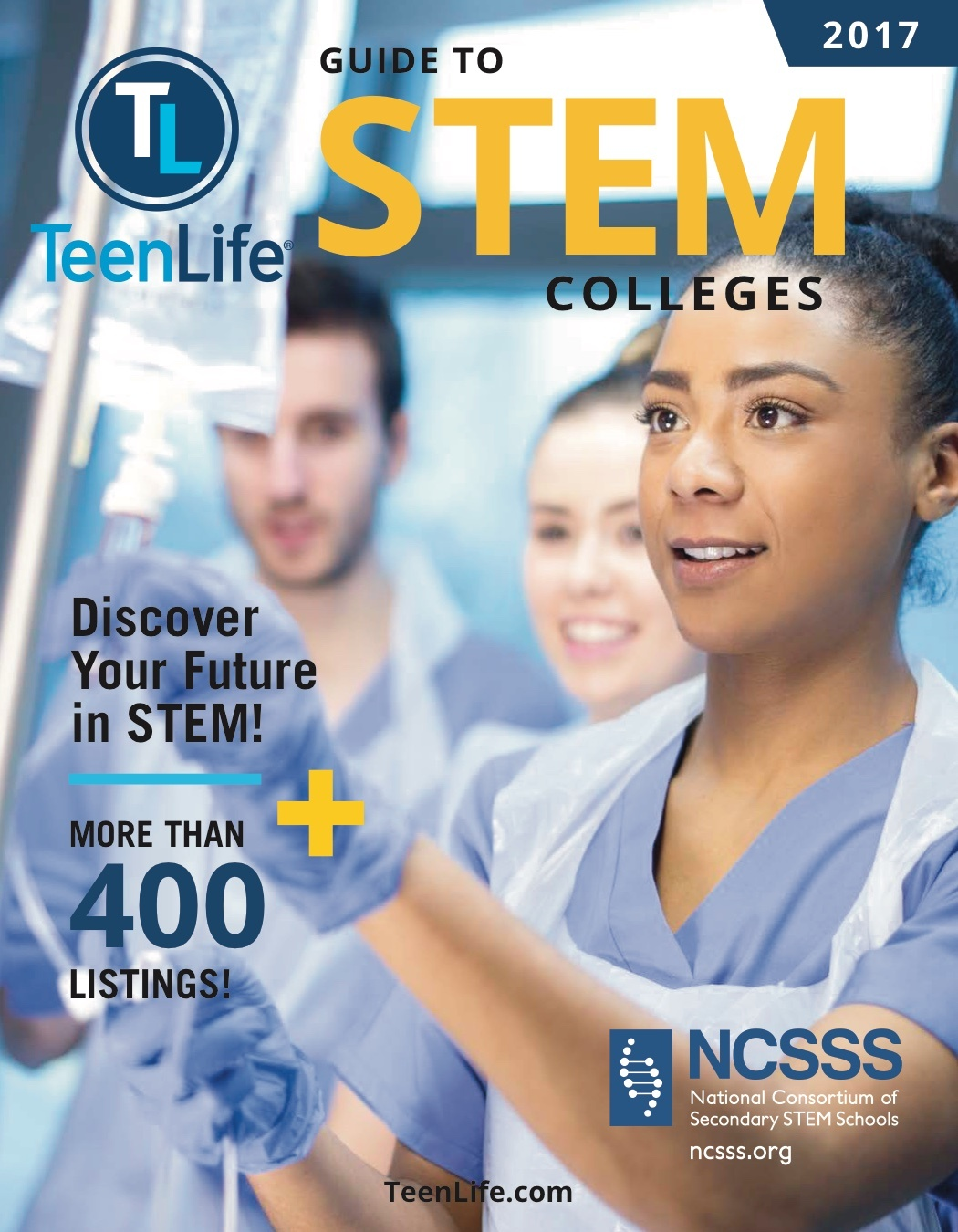 Guide to STEM Colleges & Programs - Spring 2017