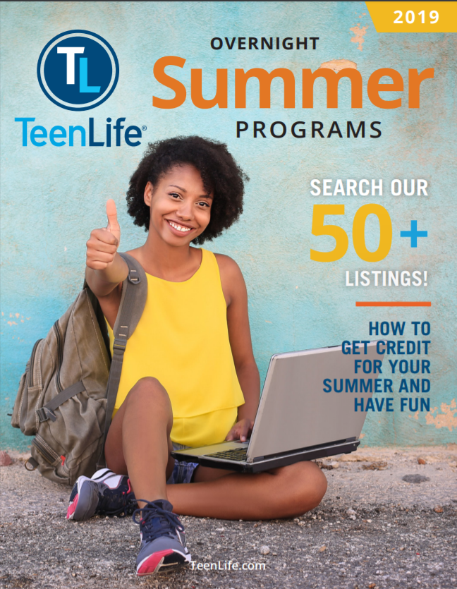 Guide to Overnight Summer Programs 2019-TeenLife