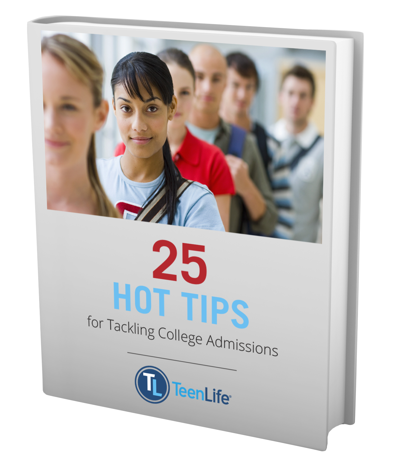 25 Hot Tips for Tackling College Admissions