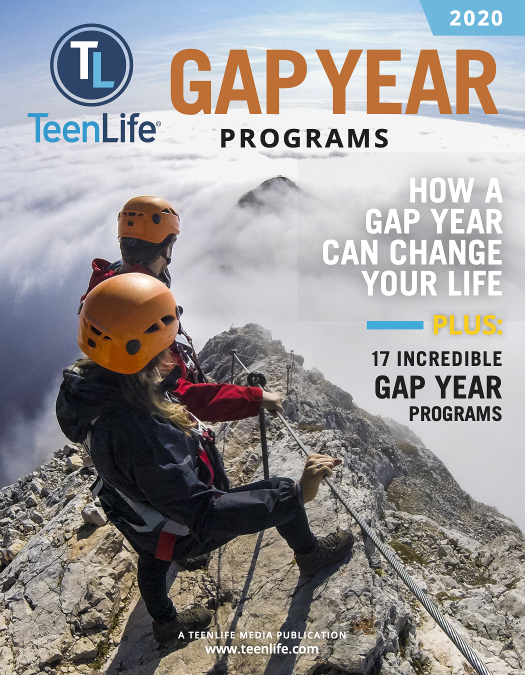 2020 Guide to Gap Year Programs-TeenLife