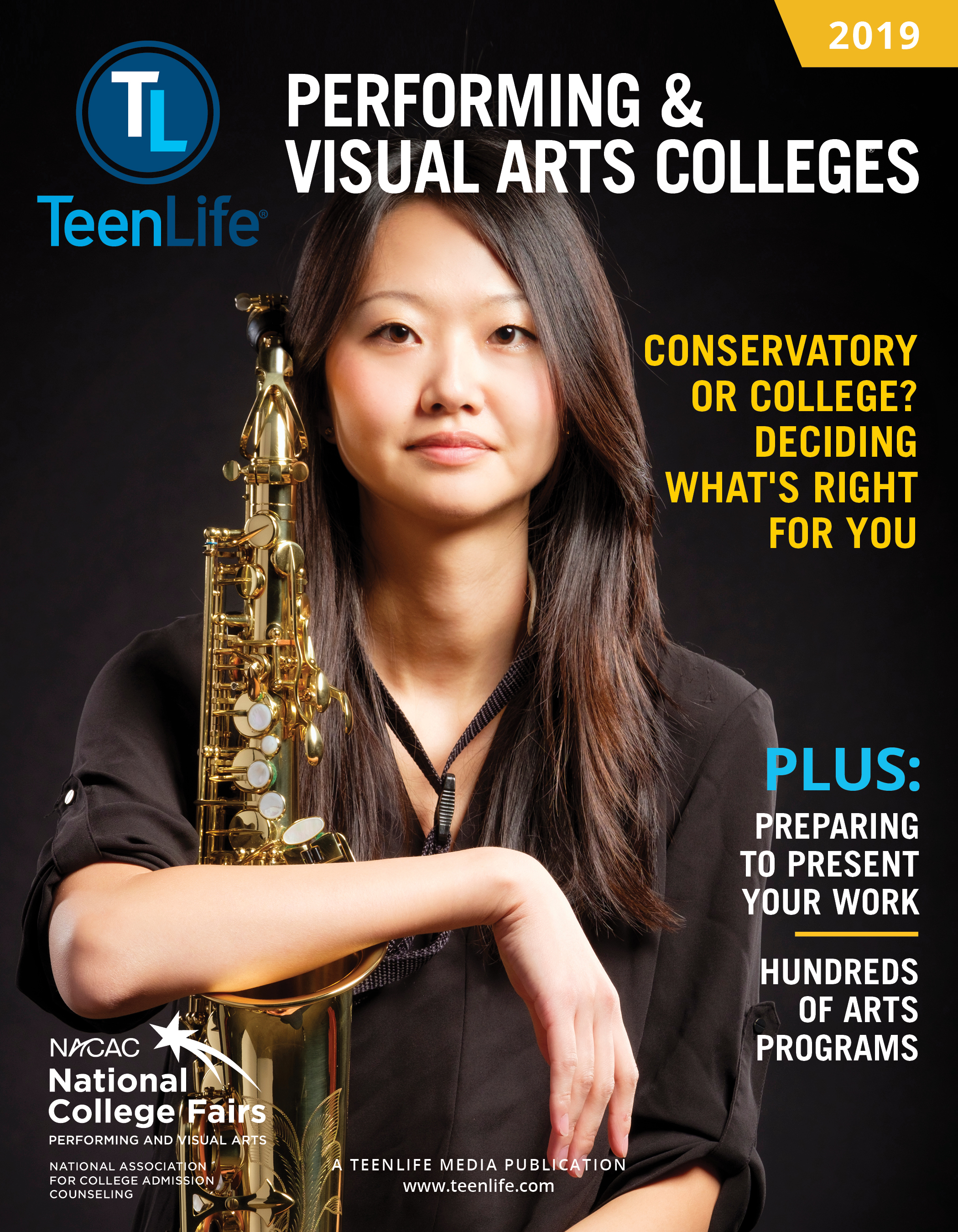 Guide to Performing and Visual Arts Colleges 2019-TeenLife