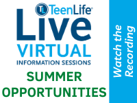 Virtual Summer Opportunity Info Sessions-TeenLife