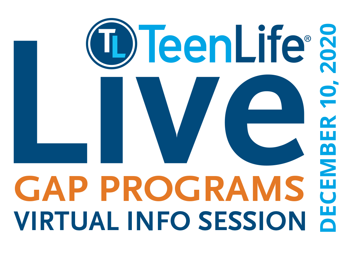 Virtual Gap Info Session-TeenLife