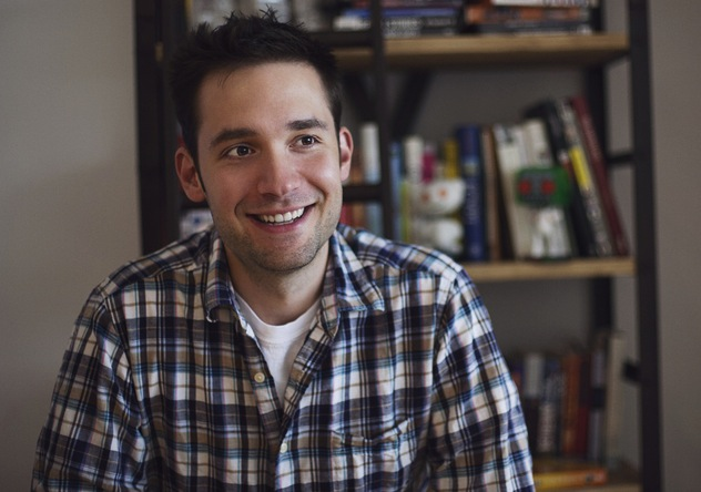 Alexis Ohanian, reddit.com Founder, on STEM Education