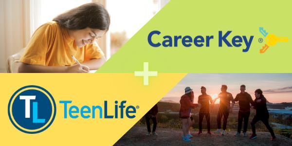 Career Key and TeenLife Media Announce Partnership