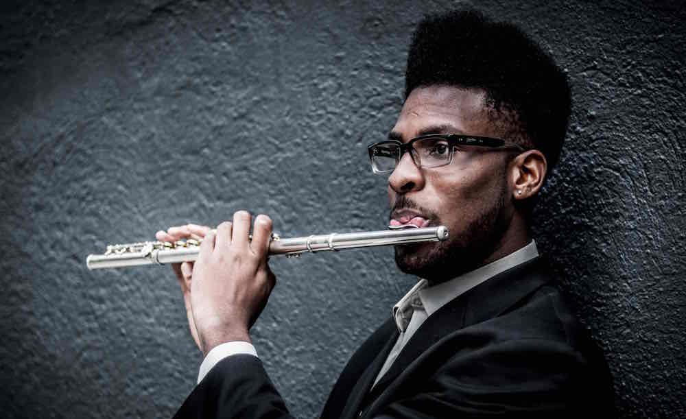 Willord Simmons is a student in music education at DePaul University School of Music.