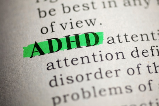 Diagnosis of ADD