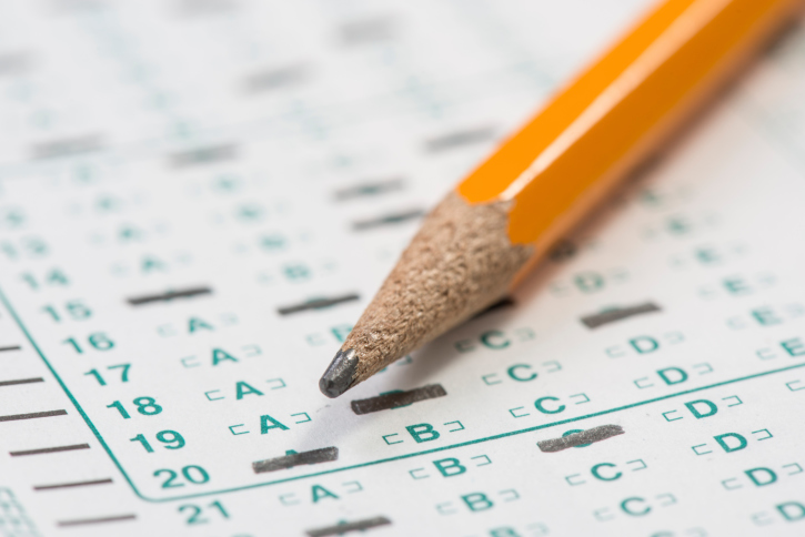 Do standardized tests measure academic success?