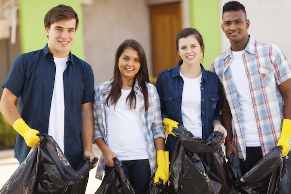 How to Combine STEM and Community Service