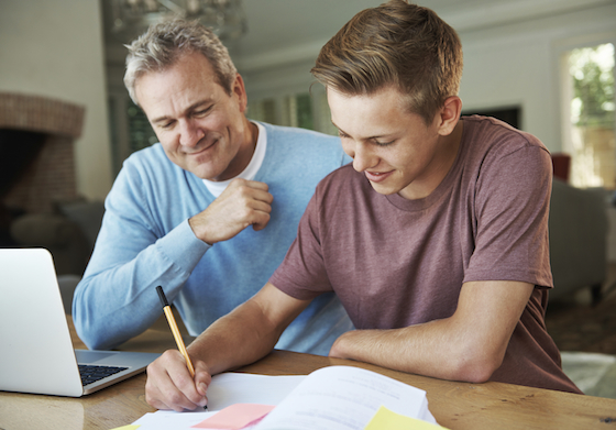 Is Your Teenager Struggling With >> Is Your Teen Struggling With Homework Overload