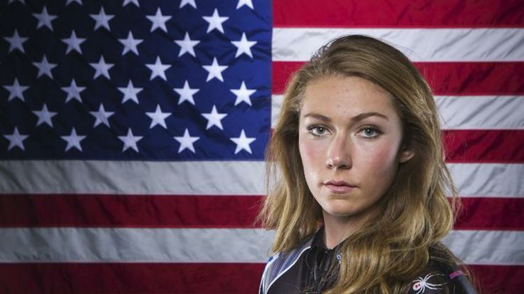 Talented Teen Mikaela Shiffrin