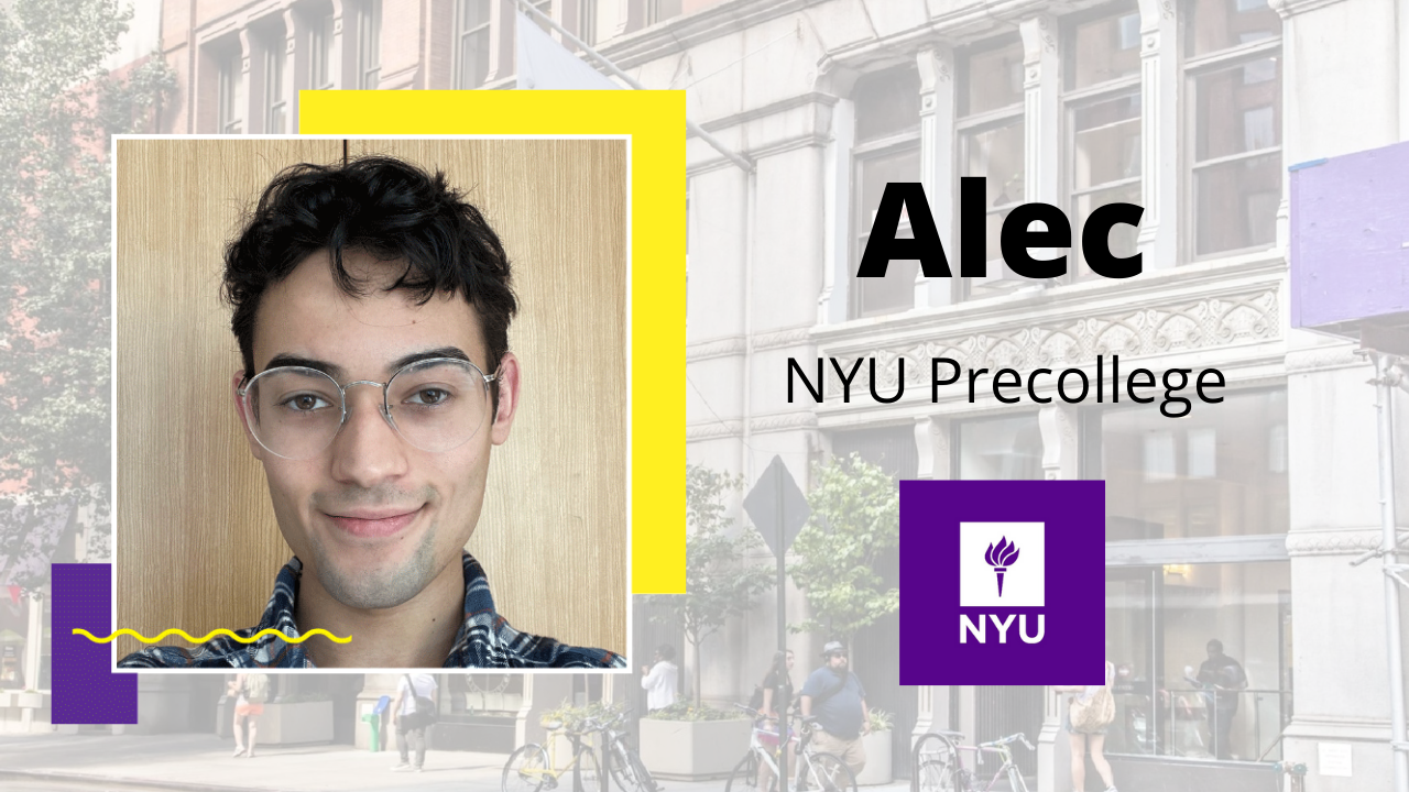 NYU Pre-College Summer Program