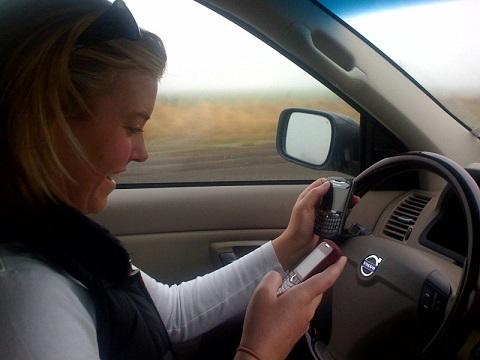 R U Txting n Driving?
