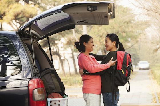 Separating Parent & Teen College Dreams