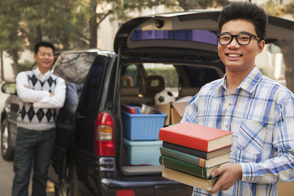 The Six P's to Pack for College - They aren't What You Think!