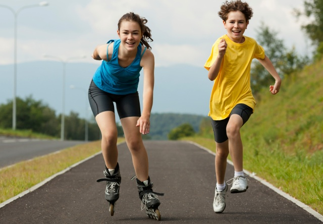 Teen Boot Camps & Teen Yoga—Teen Fitness Over the Summer