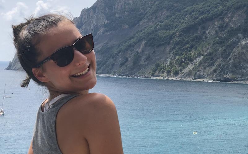 Travel For Teens: Taleen Cochran