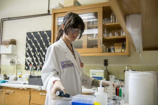 TTU Chemistry Students Join Nation's Top Ranks