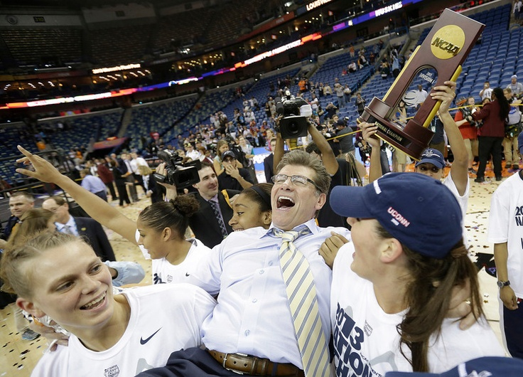 UConn's Championship Win Reminds Us All That School Spirit Matters