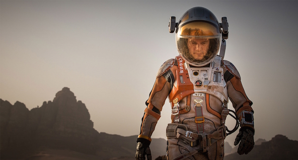 What 'The Martian' Says About STEM Might Surprise You
