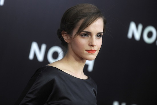 why emma watson is a role model