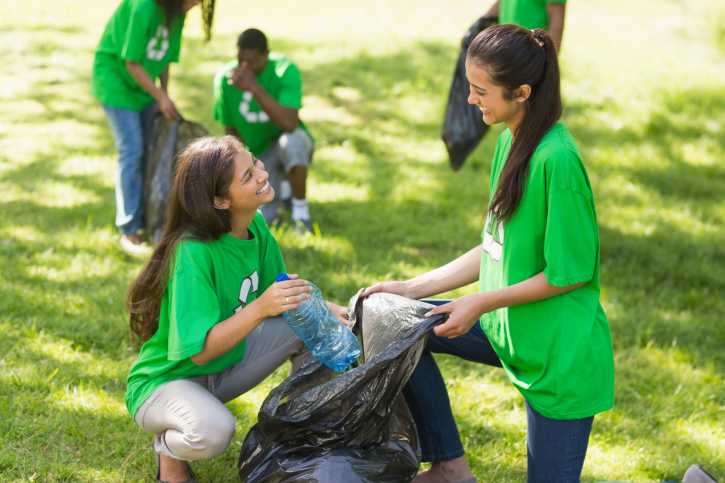 why middle school students should volunteer