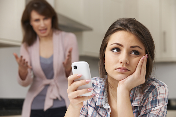 Why Your Teen Might Not Want to Talk to You