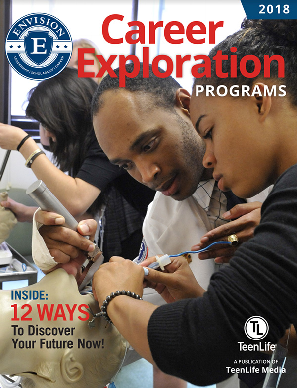 Guide to Career Exploration & Programs-TeenLife