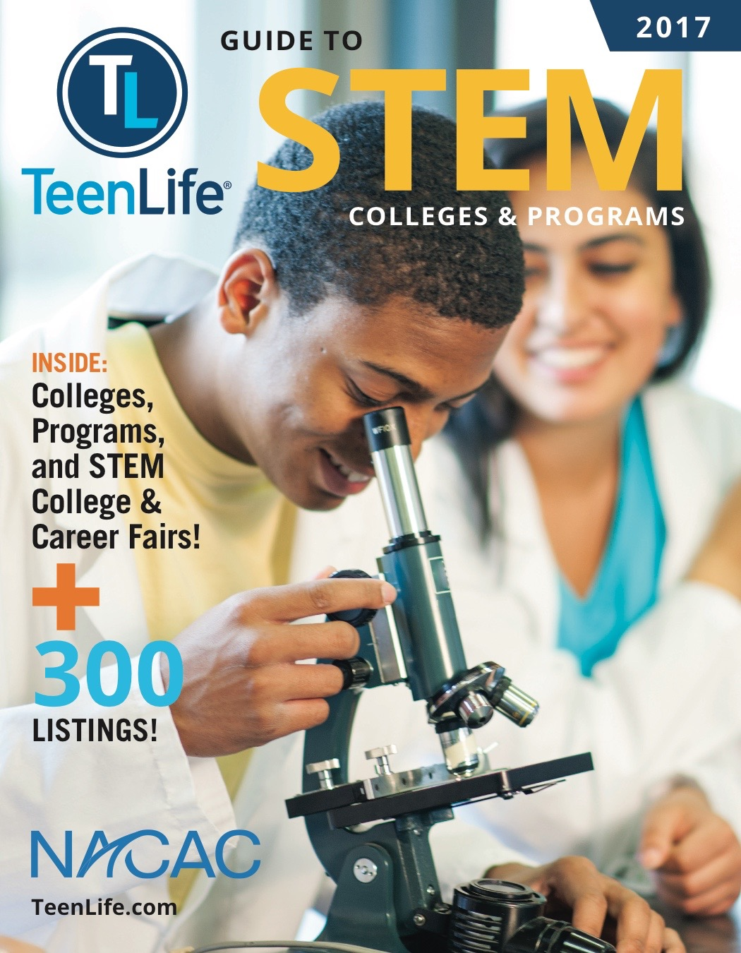Guide to STEM Colleges & Programs-TeenLife