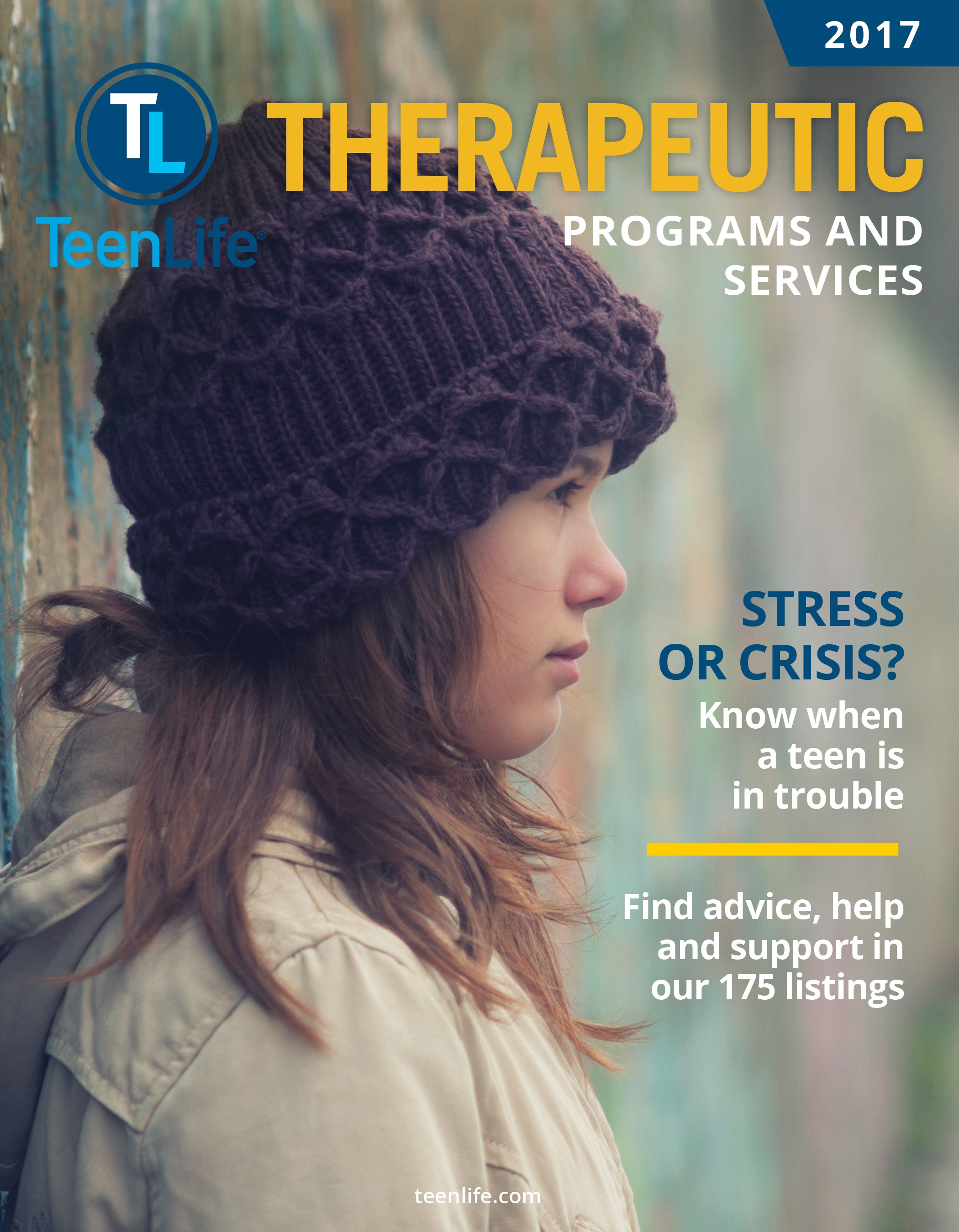 Guide to Therapeutic Programs and Services 2017