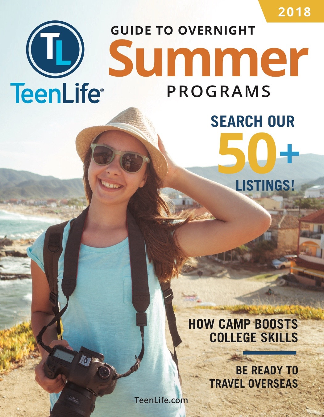 Guide to Overnight Summer Programs-TeenLife