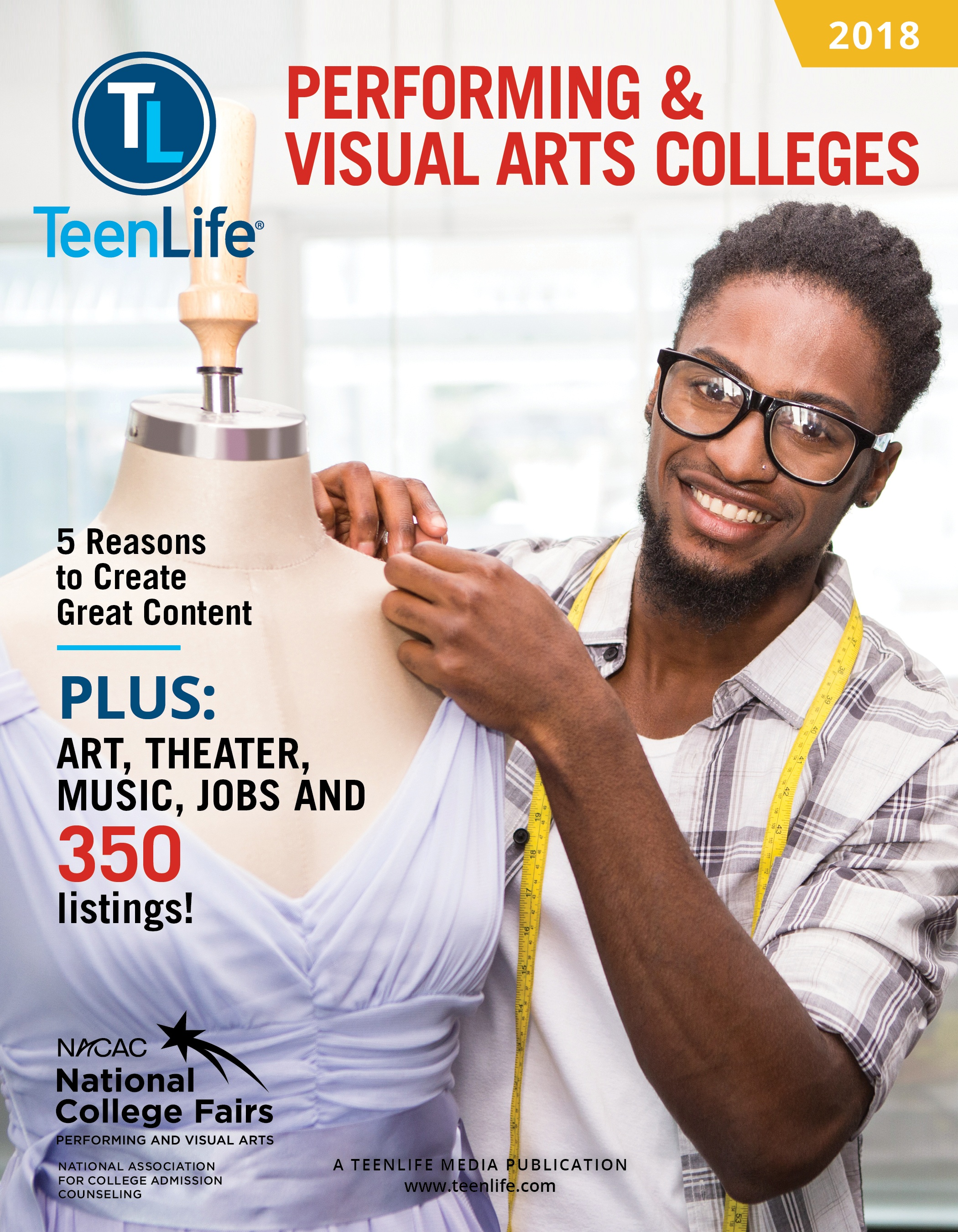 Guide to Performing & Visual Arts Colleges 2018-TeenLife