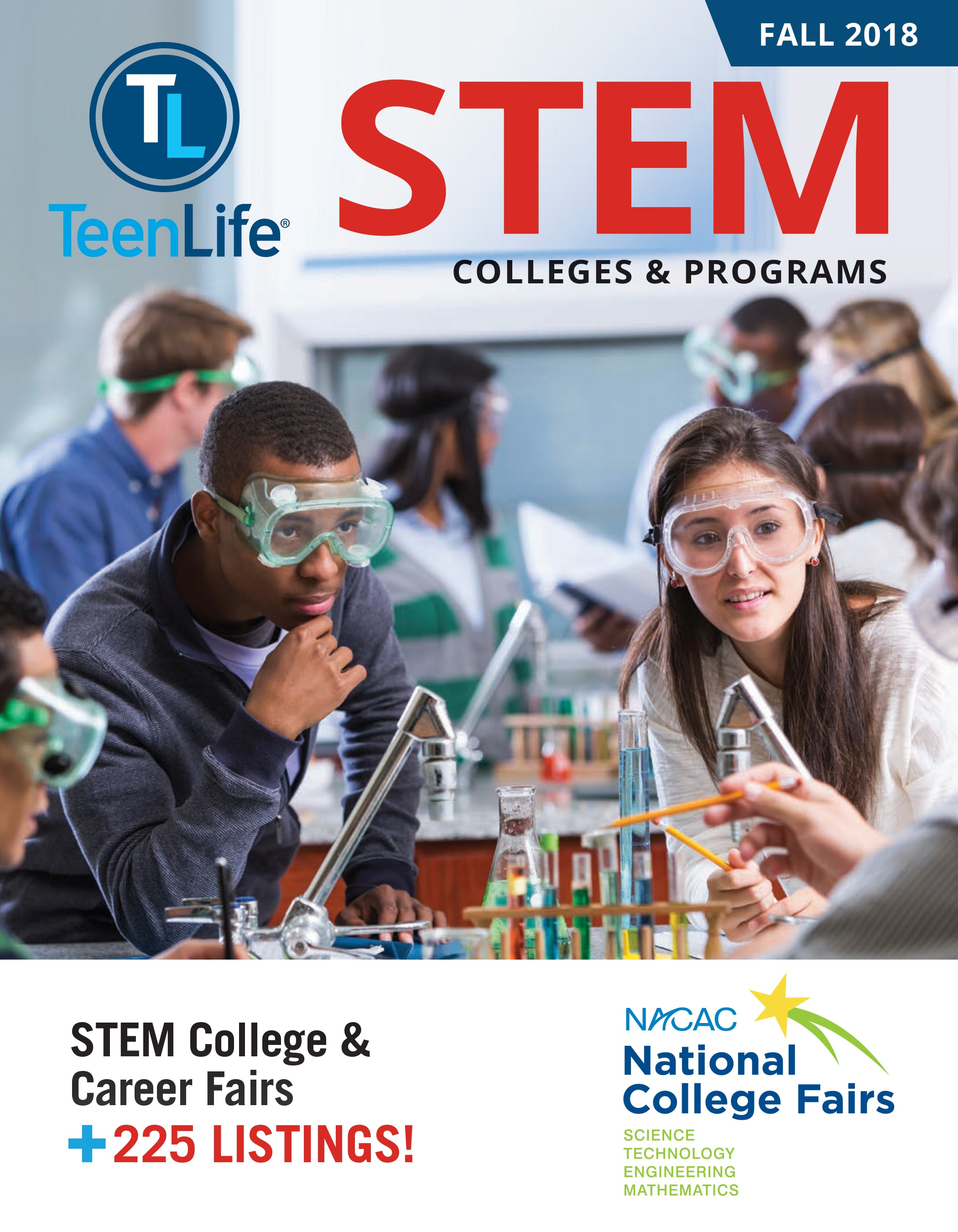 Guide to STEM Colleges & Programs - Fall 2018-TeenLife