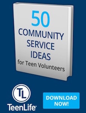 50 Community Service Ideas for Teen Volunteers