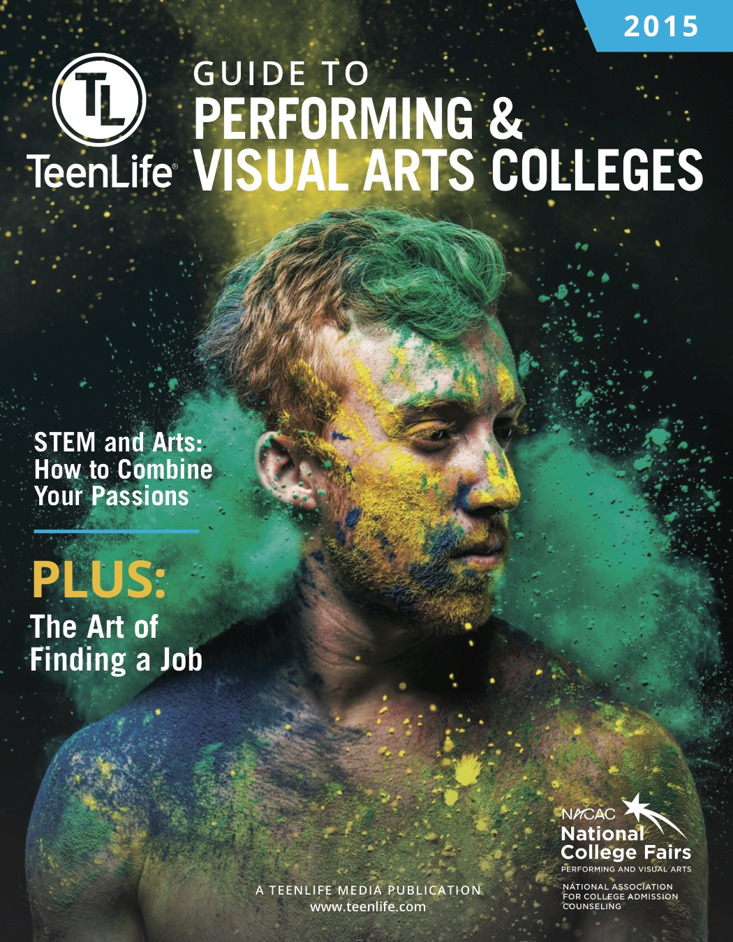 Guide to Performing and Visual Arts Colleges 2015-TeenLife