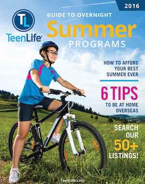 Guide to Overnight Summer Programs 2016-TeenLife