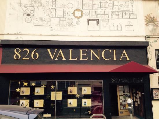 Community Service Organization - 826 Valencia - Volunteer  1