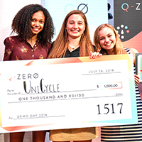 Summer Program High School Business Incubator, Summer 2019 - Quarter Zero