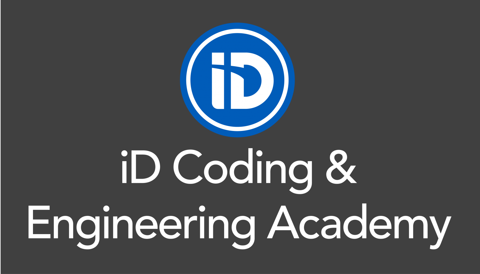 Summer Program iD Coding & Engineering Academy