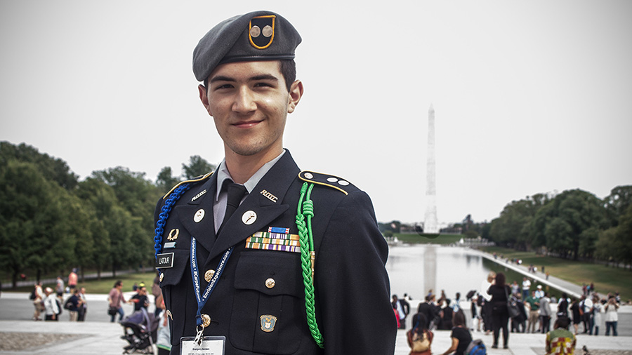 Summer Program - Work Experience | Envision - National Youth Leadership Forum: National Security