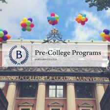 Summer Program Barnard Pre-College Summer Programs