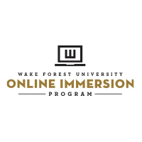 Business Wake Forest University: Virtual Pre-College Courses in Medicine, Sports Medicine, Business and Psychology