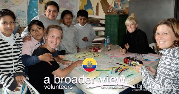 Gap Year Program - A Broader View Volunteers - Gap Year Volunteering Overseas Social & Conservation Programs  3