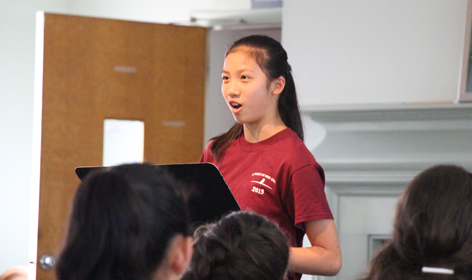 Summer Program - Debate | A Voice of Her Own Debate & Public Speaking Camp