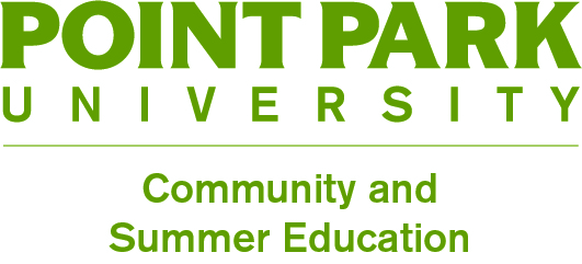 Summer Program Point Park University: FREE Virtual Enrichment Webinars