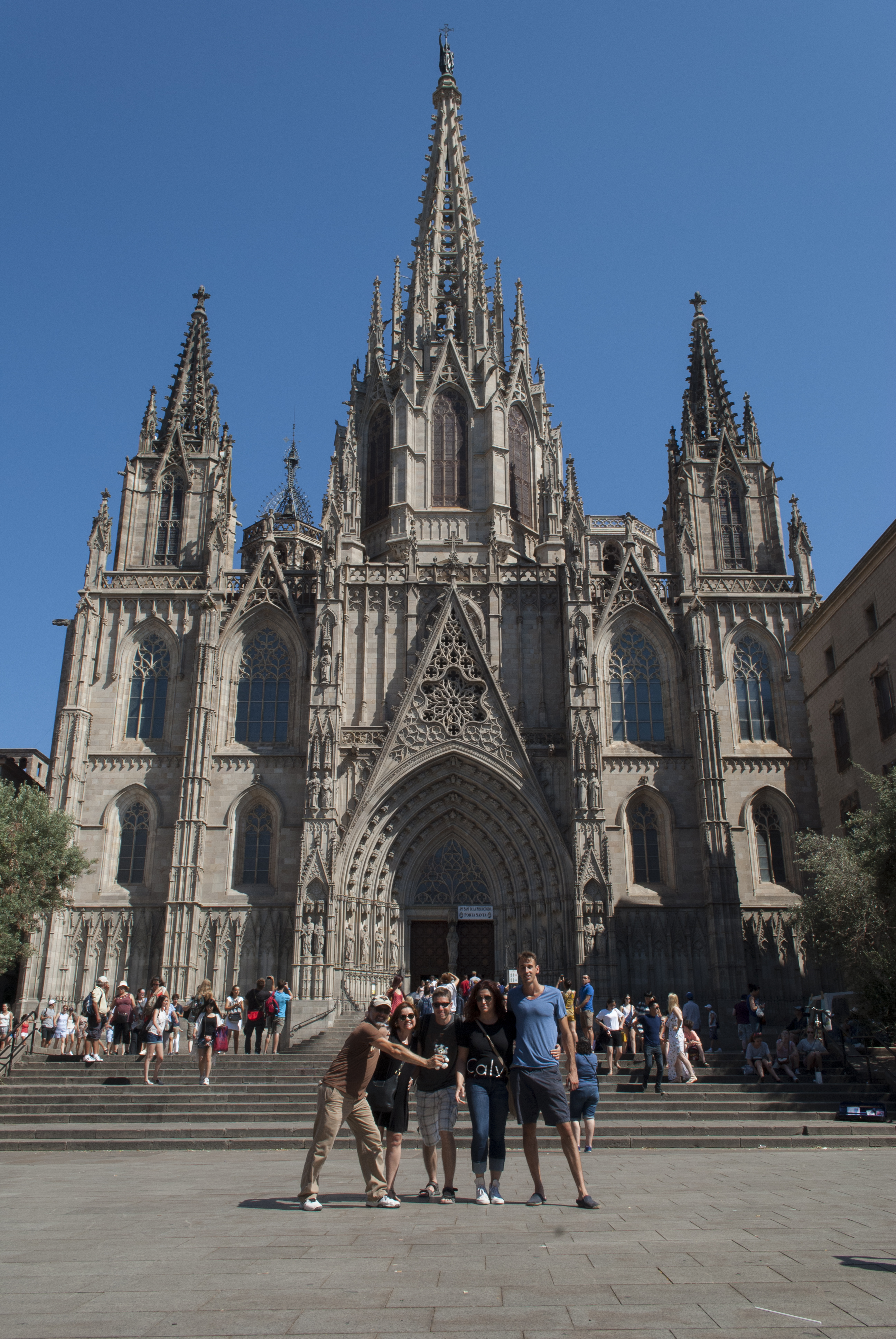 Summer Program - Travel And Tourism | Abbey Road: High School Summer Immersion Program in Barcelona, Spain