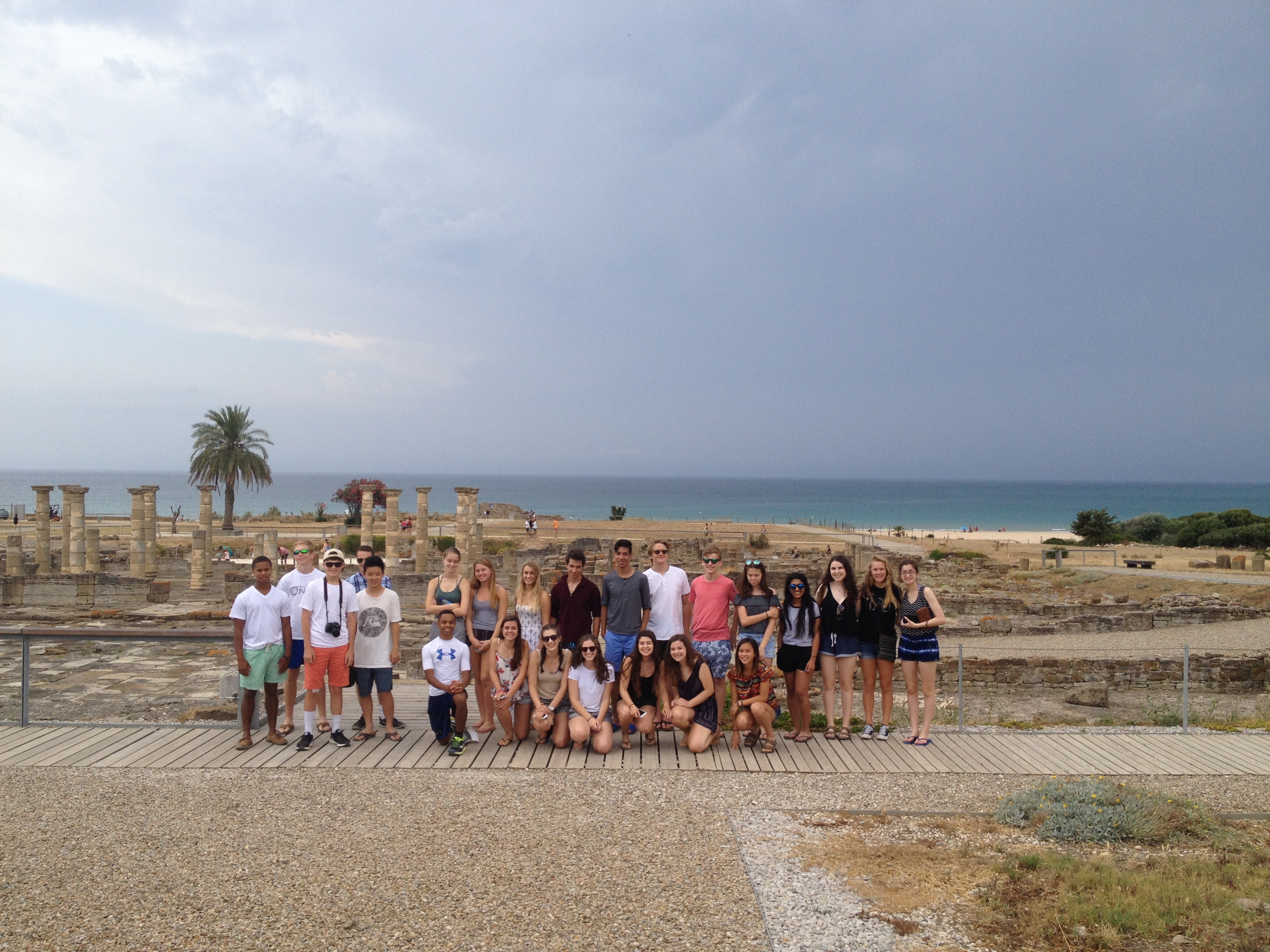 Summer Program - Travel And Tourism | Abbey Road: High School Summer Immersion Program in Cadiz, Spain