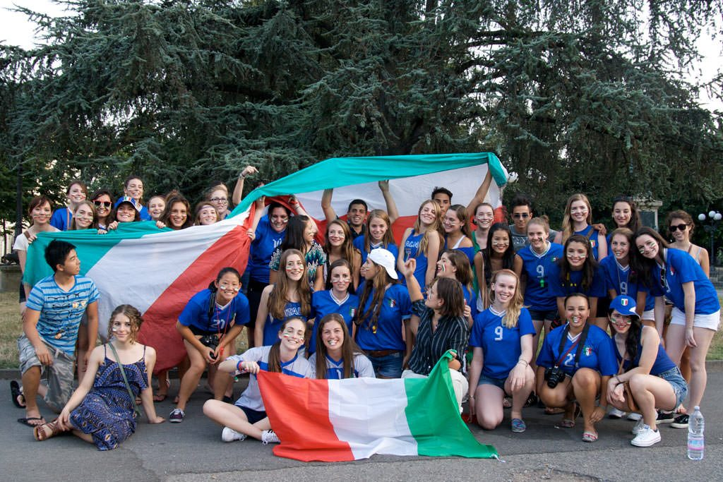 Summer Program - Fine Arts | Abbey Road Overseas Programs: Florence, Italy