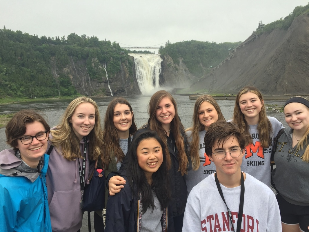 Summer Program - French | Abbey Road Programs: French Language Immersion Program in Quebec City
