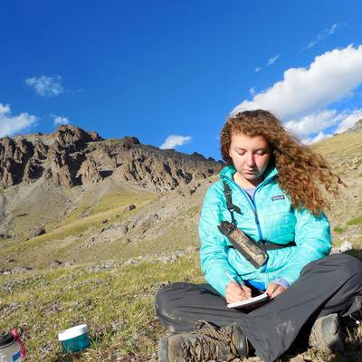 Summer Program - Traditional Camp | NOLS Absaroka Backpacking